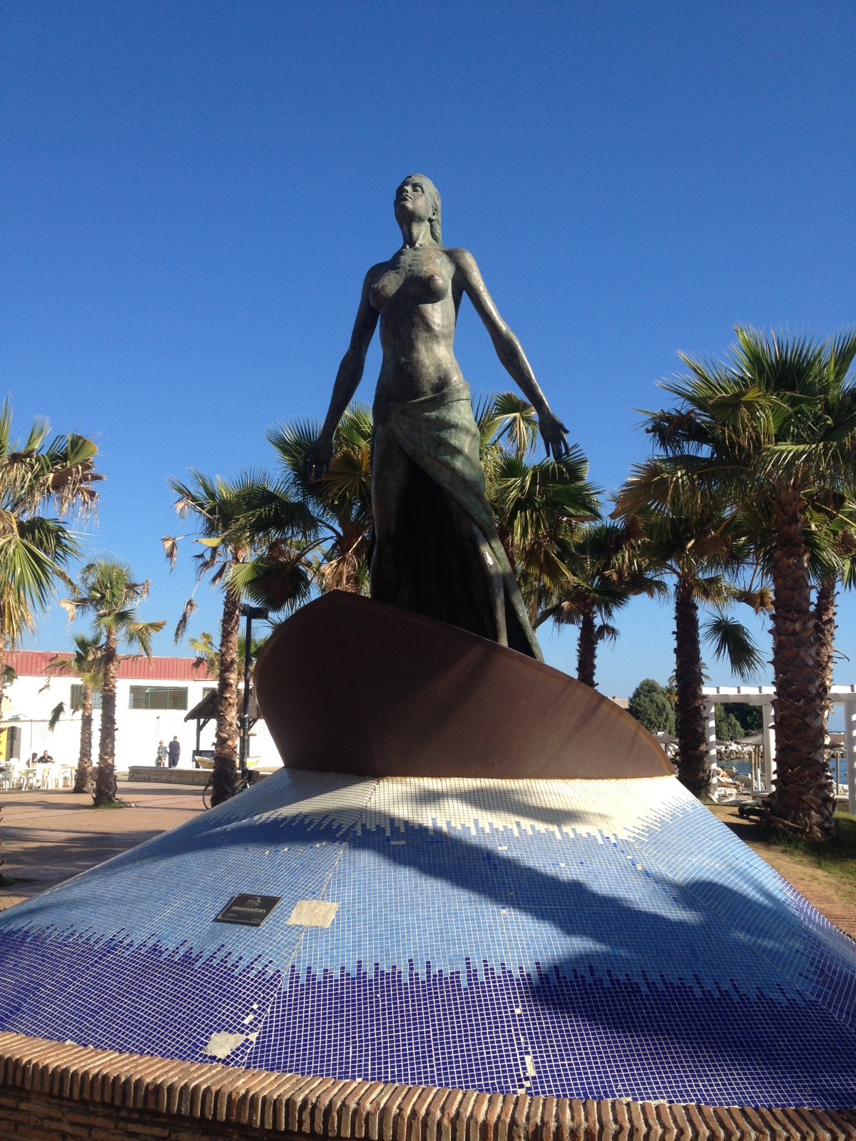 Visits to Fuengirola, Andalucia, Spain