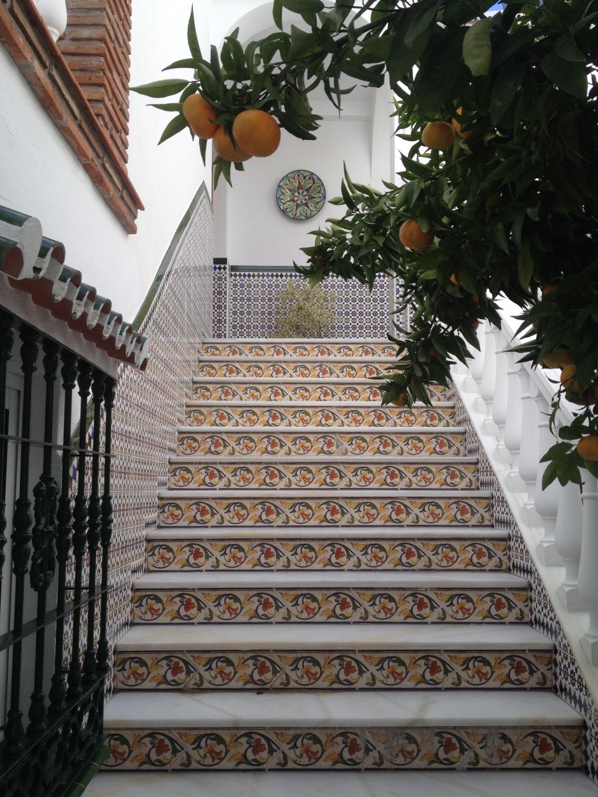 Entrances to Mijas PuebloHomes
