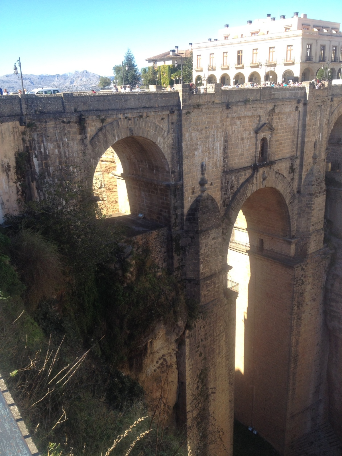 My Day Trip Adventure to Ronda, Espana