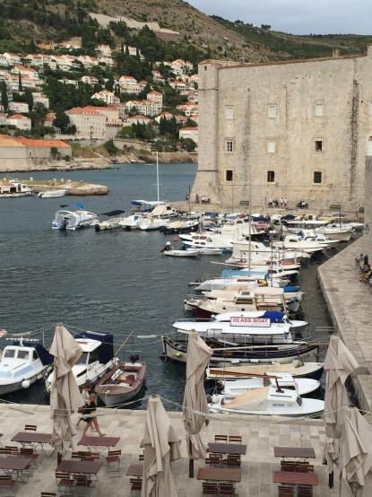 Old Dubrovnik Harbor