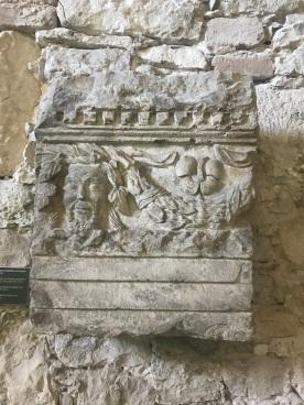 Funerary Monument Fragment. 1st Century