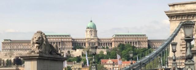Royal Palace and Chain Bridge