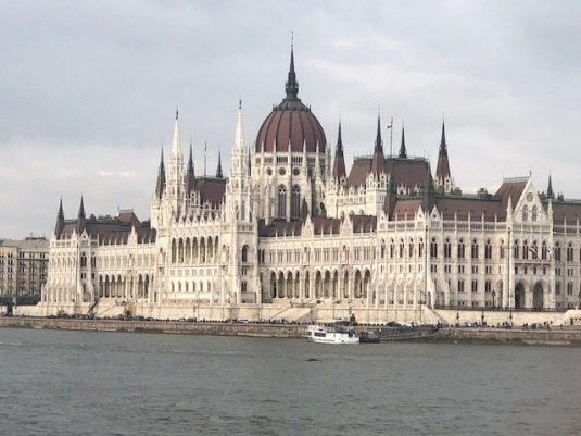 Parliament in Pest