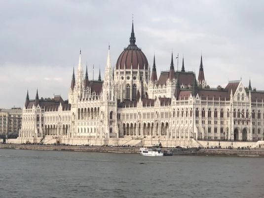 Parliament in Pest